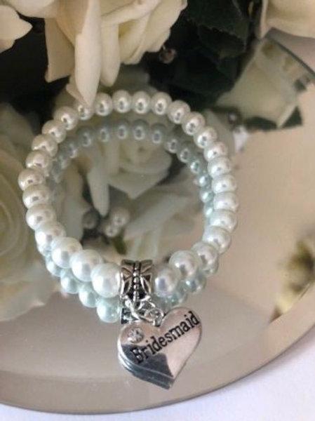 flower girl/bridesmaid bracelet