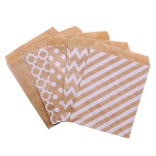 25Pcs 18x13cm Paper sweet/Gift Bag