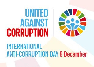 December 9 is International Anti-Corruption Day