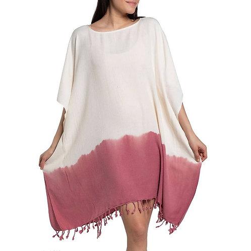 Rose Dip-Dye Tunic