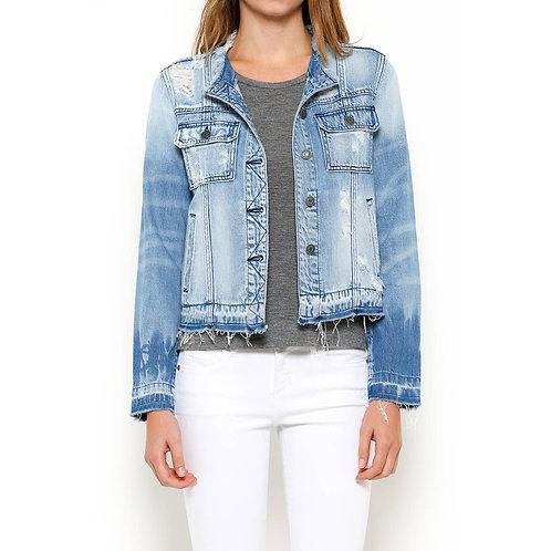 Rebel Jean Jacket