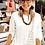 Thumbnail: Long Sleeve Marchesa Blouse