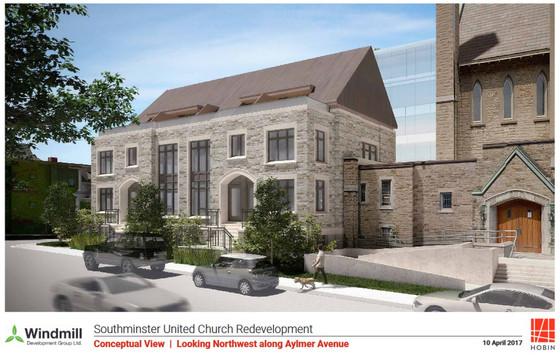 1040 Bank Street - Southminister Church