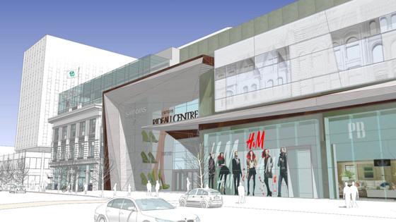 Rideau Centre Expansion