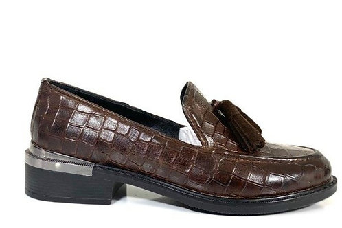 20569 BROWN CROCO