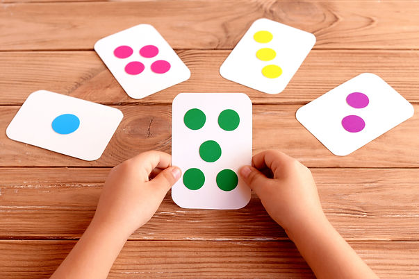 Growing IQ - Curriculum - Number & Quantity - Hands on After School Math Enrichment program for Elementary age students, focusing on critical thinking, reasoning, problem solving, and growth mindset in Frisco, Collin County, Texas