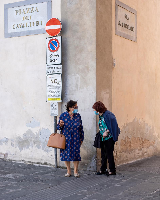 On The Corner Of The Street