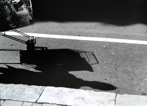 The shadow in Palermo