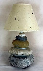 Pebble Beach Lamp