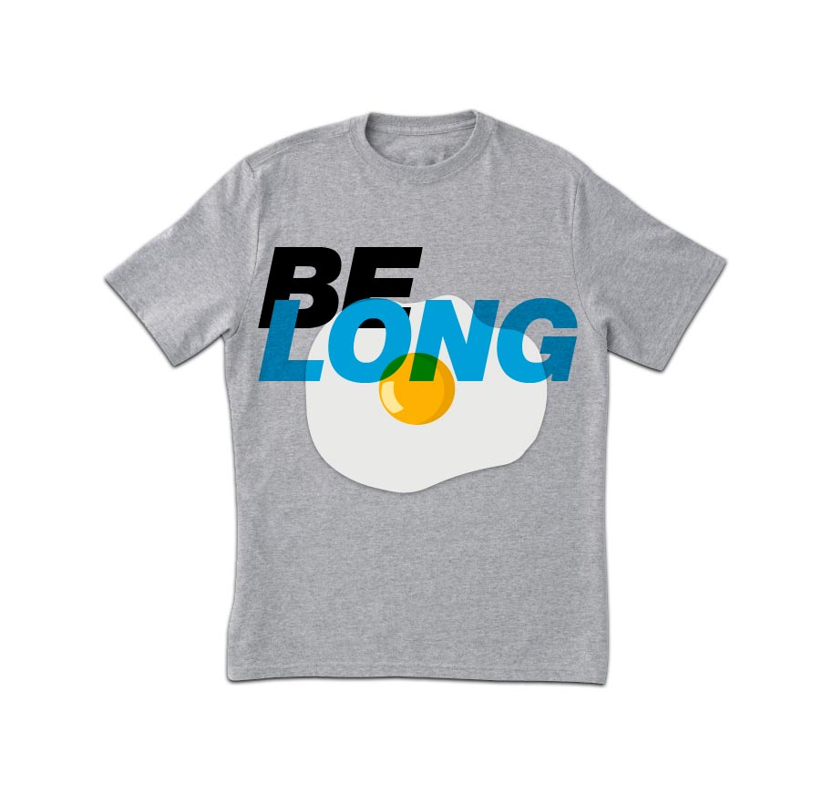 Belong Print T-Shirt