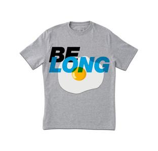Appartengono stampa T-shirt