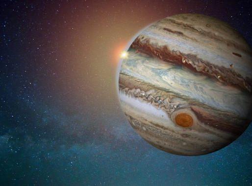 El ingreso de Júpiter a Piscis