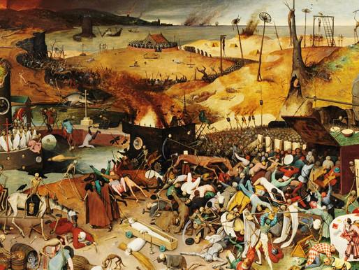 Psicoastrologuía: las pandemias en el tiempo