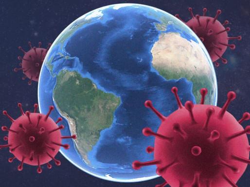 Psicoastrologuía de la pandemia