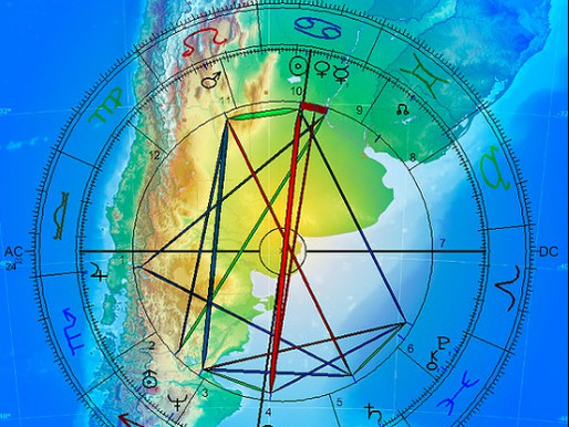 Psicoastrologuia: Plutón en la historia de Argentina