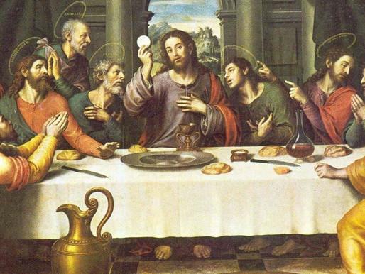 Psicoastrologuia: Saturno y la última cena