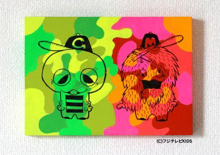 #exhibition #POPBOX「ガチャ&ムック40周年」展 2013 @渋谷LOFT