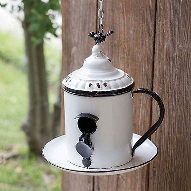 Coffee Break Birdhouse