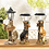 Thumbnail: Friendly Squirrels Solar Lamp