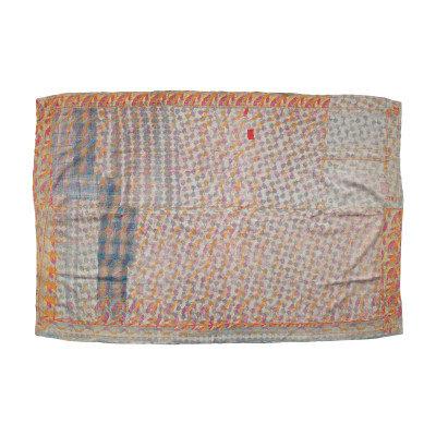 Bengali Rali Multi Color Cotton Throw