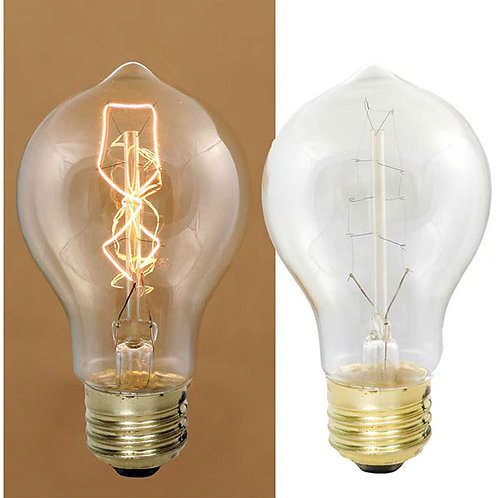 40 Watt Medium Pear Vintage Style Light Bulb