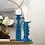 Thumbnail: Carmona Blue Artisan Candle Holder