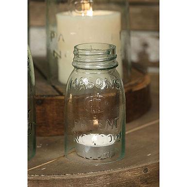 1/4 Pint Mason Jar Chimney
