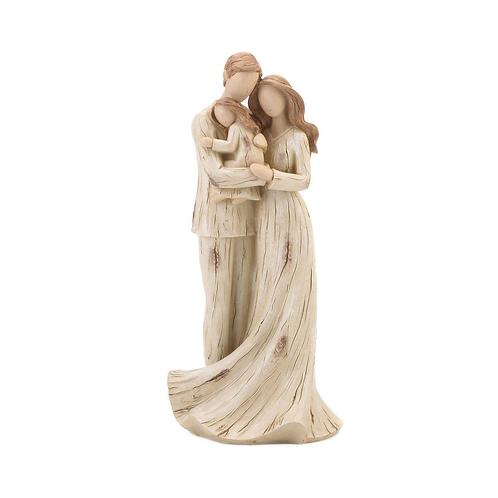 Girl Family Figurine