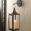 Thumbnail: Gatehouse Hanging Candle Lantern