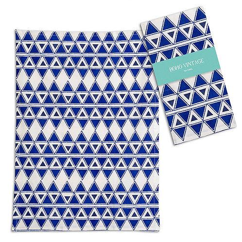 Cyrene Tea Towel - Box of 4