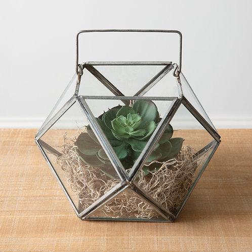 Geometric Open Terrarium
