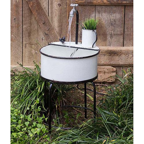 Garden Sink Fountain
