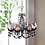 Thumbnail: Midnight Elegance Candle Chandelier