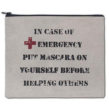 In Case of Emergency Travel Bag