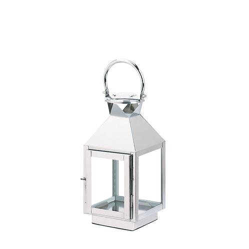 Dapper Stainless Steel Lantern