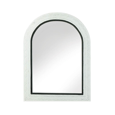 Bicocca Wall Mirror With Black Trim