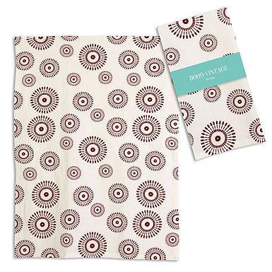 Ember Tea Towel - Box of 4