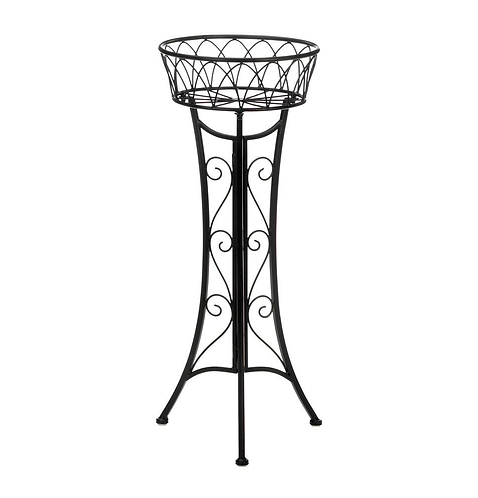 Curlicue Single Plant Stand