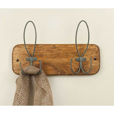 Forge and Forest Wall Hooks - Box of 2
