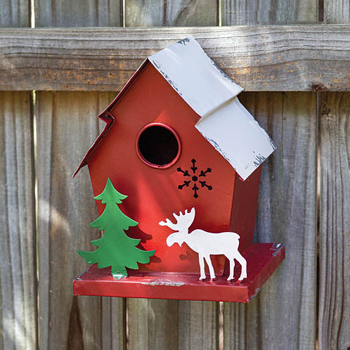 Holiday Home Birdhouse