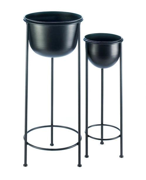 Bucket Plant Stand Set