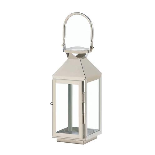 Manhattan Stainless Steel Lantern (S)