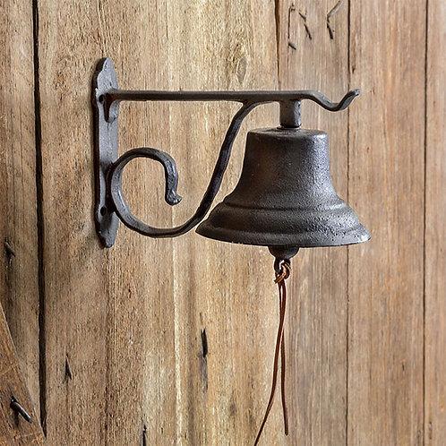 Cast Iron Dinner Bell