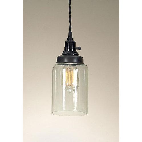 Medium Cylinder Jar Pendant Lamp