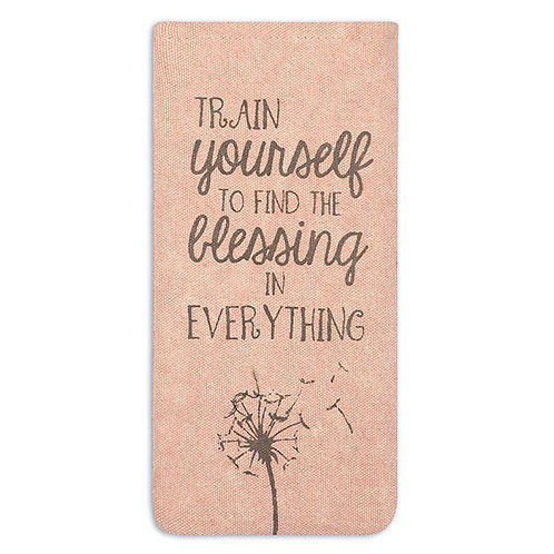 Find the Blessing Eyeglass Case