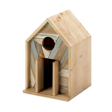 Bali Beach Wooden Birdhouse