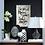 Thumbnail: Mason Black And Gray Table Lamp