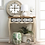 Thumbnail: Antique Country Wall Mirror