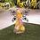 Thumbnail: Garden Blooms Fairy Solar Statue