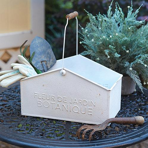 Botanical Garden Flower Container